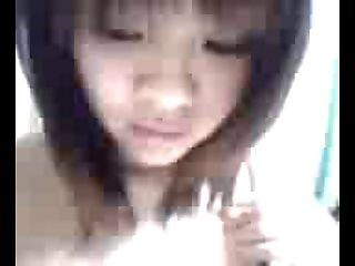 Japanese girl masturbation cellphone 15