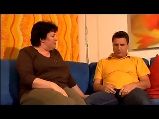 Fat German Mature Huge Tits