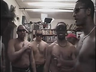 French MILFs-Gangbang extreme by Black Guys