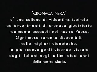 Cronaca Nera 1 (1994) FULL VINTAGE MOVIE