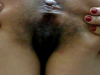 Wife open ass And Pussy