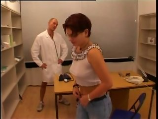 German woman fucked by two doctors