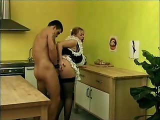 Gina Vice, french maid