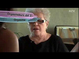 Norwegian Public TV Has Masturbation And Orgasms on live