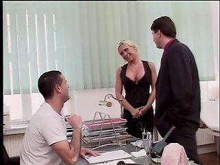 German Milf and two Doctors - bostero