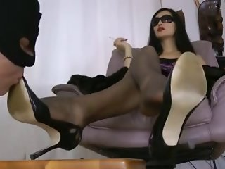 German Foot Domina
