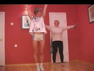 Russian Aerobics at Home