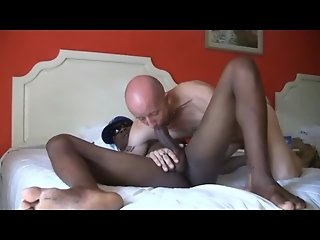 Skinhead and monster cock