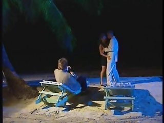Beauties in Paradise - beach fuck