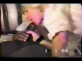 Dad's VHS Transfer: Mom & Negro Lover '88! Plz Comment