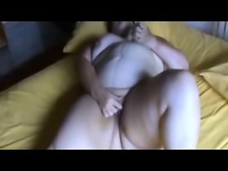 Nasty granny fingering pussy. Amateur