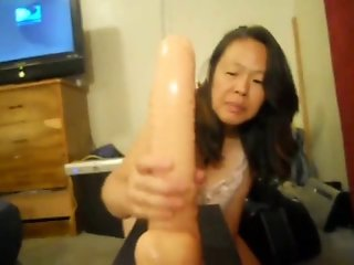 Asian Chinese Mature Fisting