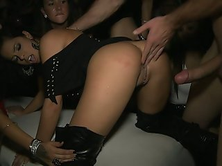 Ladies loved the new club we found