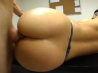 Mrs. Sheila Marie in anal sexual education