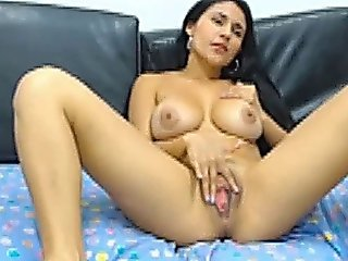 Sexy Latina Webcam