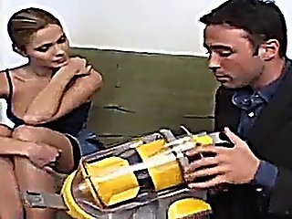 French Vacuum Cleaner Salesman
