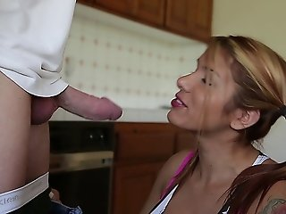 Anita Toro Blowjobs