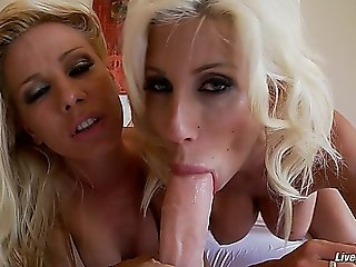 Livegonzo Sandy And Puma Swede Sweet Lesbian Action
