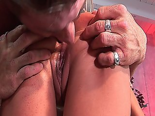Hot Blonde Milf Taking Dick Up Every Hole In Her Mature Body