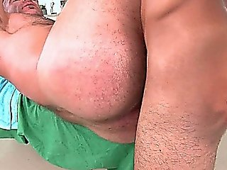 Ass Nailed Muscled Gay Masseur Gives Blowjob In Return