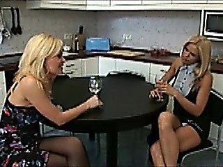 Vivien Gina B More Then A Friend Blonde Drunk