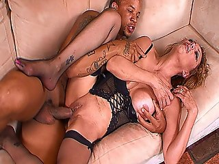 Sexy White Mature Bitches Getting Fucked By Black Cocks