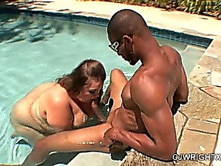 Vanilla Thick Shakes 2 Scene 3. Diamond White