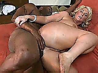 Kelly Staxxx Interracial Anal