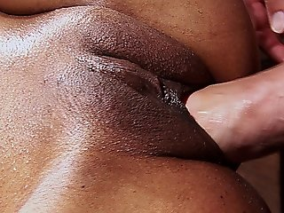 Ebony Pirate Girl Marie Luv Gets Her Pussy And Ass Fucked