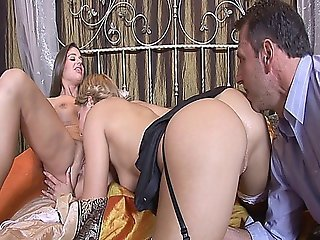 Nasty Latina Maid Black Angelika Gets Banged By Her Bosses