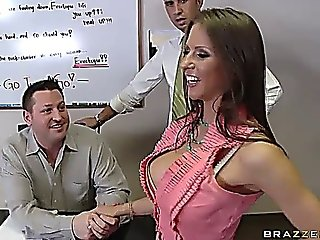 Rachel Roxxx - An Ass Made By The Sweetest Angels