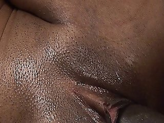 Slim Ebony Babysitter Sucking Black Dick And Getting Fucked