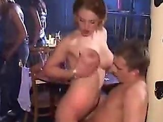 Drunken Girls And Guys Fuck In Public
