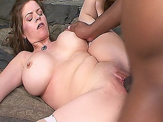 Desperate Wife Sucks And Rides A Massive Black Cock