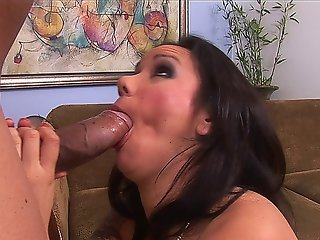 Hot Brunettes Nadia Styles Takes Dick And Dildo Up The Ass