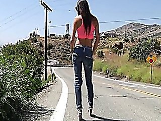 Teens In Tight Jeans Arial Rose