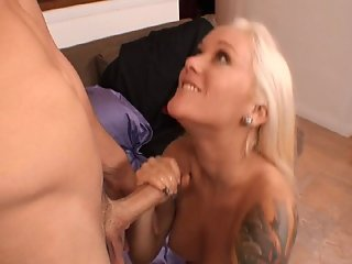 Blonde Teen Sky Waters Gets Her Smoking Hot Body Fucked Hard