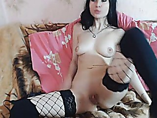 Cute Chick Playing With Her Pussy Hd