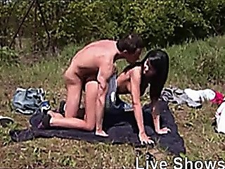 Hot Teen Vs Cock Outdoor