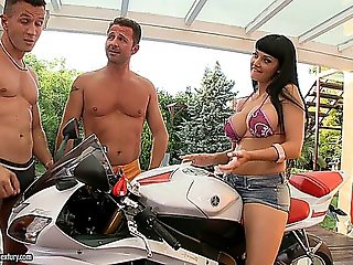 Aletta Ocean - Ride Her Like A Bike