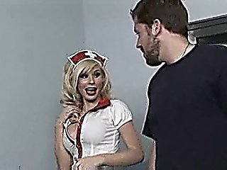 Kenzie Marie Nurse - Throat Fucked Amazing Blow Job