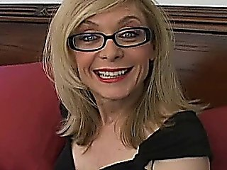 Milf Wearing Glasses Blows This Guy Cock