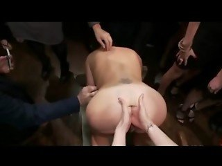 Double Anal Fisting and Fuck