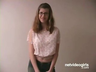 Beth Calendar Audition - netvideogirls