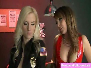 charlie and haley - Prostitute trains Sexy Cop