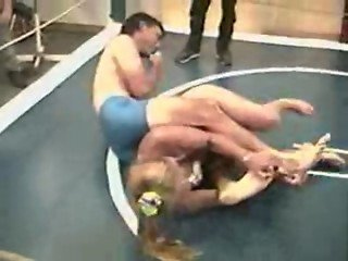 Mixed Wrestling - SPEED ROUND