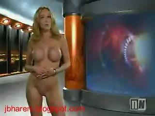 02-01-05 Naked News Bloopers
