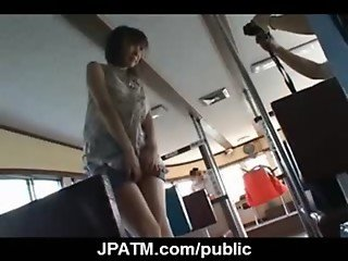 Public Sex Japan - Sexy Japanese Teens Fucked in Public 25