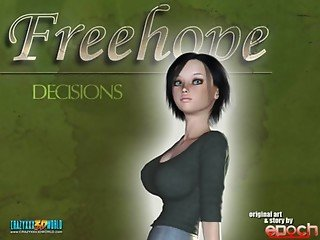 3D Comic: Freehope 3