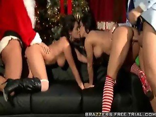 Christmas Foursome